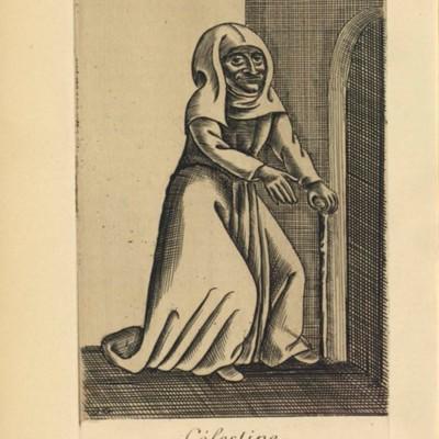 Ilustración del acto IV de París, 1922