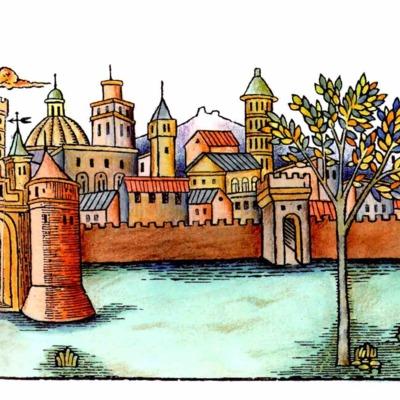 Tercera ilustración del acto XV de la edición de Madrid, 2005