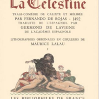 Portada de la edición de Bibliophiles de France: París, 1949