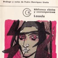 Portada de la edición de Losada: Buenos Aires, 1972
