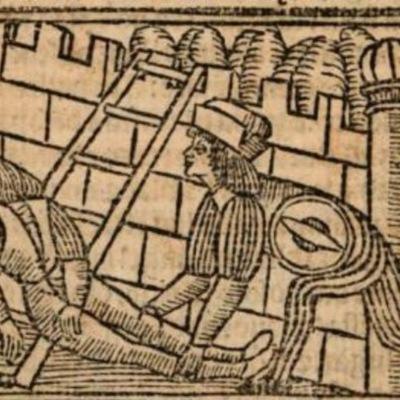 Imagen tercera del acto XIX de la edición de Burgos (1531)
