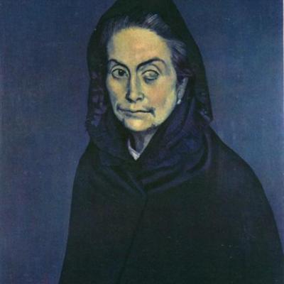 La Celestina, de Picasso (1904)