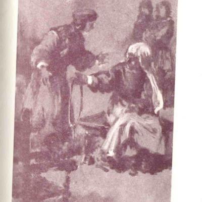 Ilustración del acto VI de la edición de Barcelona (1961)