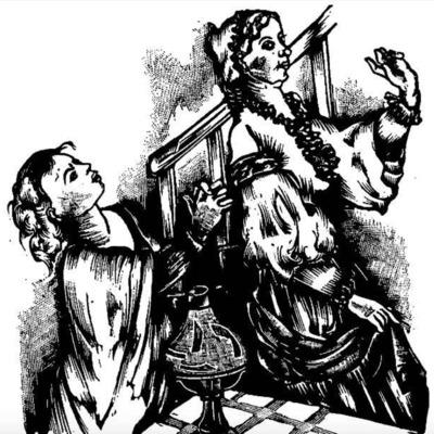 Suplicando a Celestina, de Gelabert (Siglo XIX)