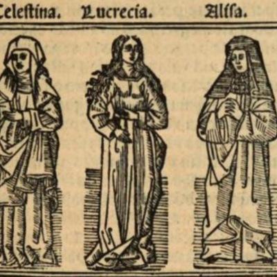 Imagen del acto IV de la edición de Burgos (1531)