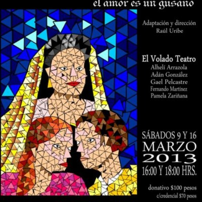 Representación del Teatro Ocampo, Morelos, México, 2010-2013