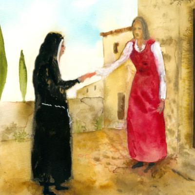 Celestina y Lucrecia, de Acedo (2008, c.)