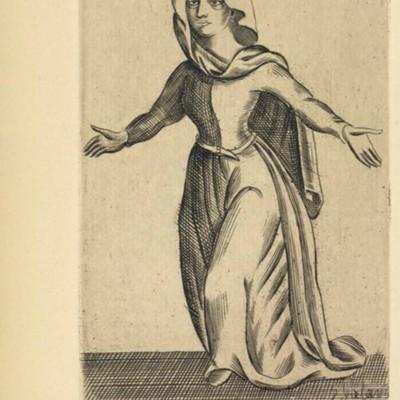 Ilustración del acto VI de París, 1922