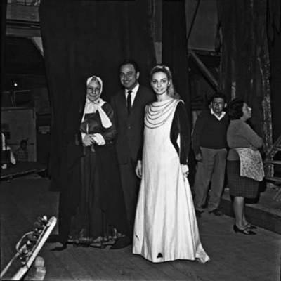 Representación del Teatro Municipal, Lima, 1967<br />