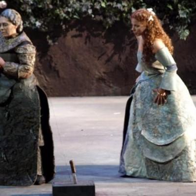 Representación del Teatro de la Zarzuela, 2008