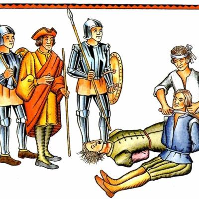 Segunda ilustración del acto XIII de la edición de Madrid, 2005