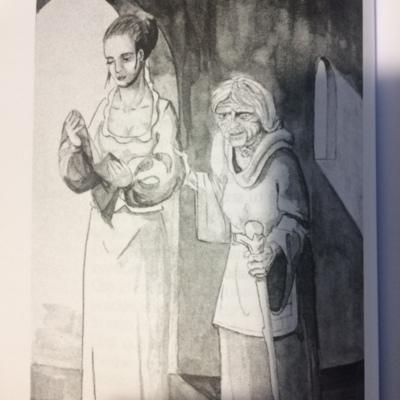 Ilustración del acto 4 de la edición de Madrid, 2010