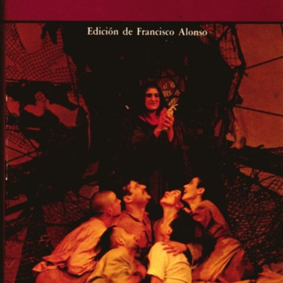Portada de la edición de Burdeos: Madrid, 1987