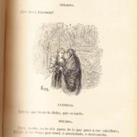 Ilustración tercera del acto IV de la edición de Barcelona (1883)
