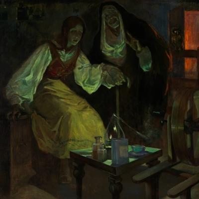 Brujerias, de Garza y Bañuelos (1912, c.)