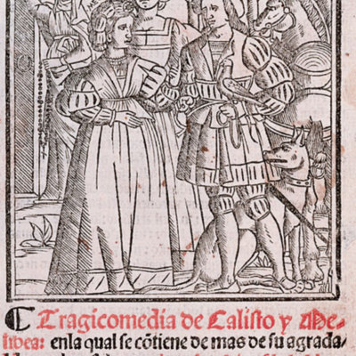 Portada de Sevilla, 1523