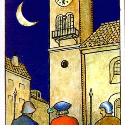 Primera ilustración del acto XII de la edición de Madrid, 2005