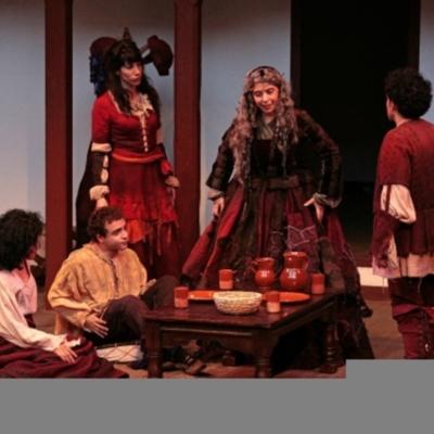 Representación de Corrales de Comedia Teatro, Almagro, 2016