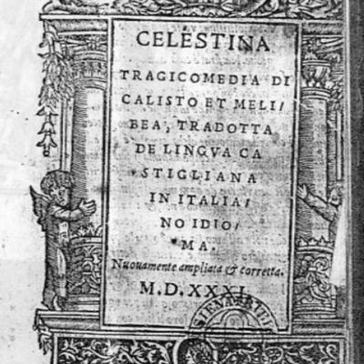 Portada de Venecia, 1531