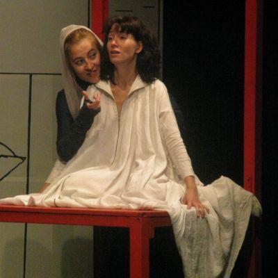 Representación del Teatre del Repartidor, Barcelona, 2011