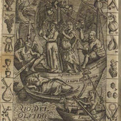 La madre Celestina en la Pícara Justina, de López de Úbeda  (1605)