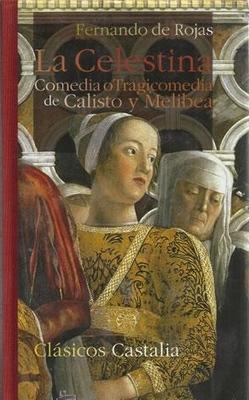 Portada de la edición de Clásicos Castalia, 2007