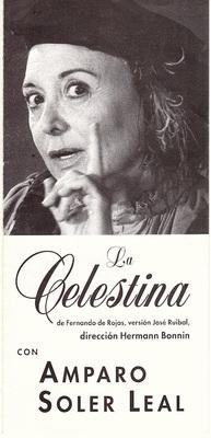 Representación del Teatro Condal, 1985.