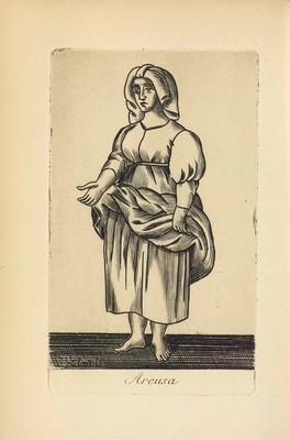 Ilustración del acto VII de París, 1922
