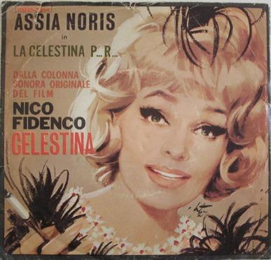 Banda sonora de Celestina P...R...de Lizzani, 1965
