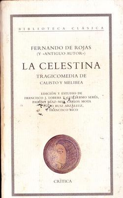 Portada de la edición de Crítica, Barcelona: 2000.