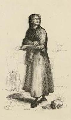 Los españoles pintados por sí mismos, de Lameyer y de Alenza (1843-44)