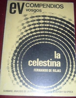 Portada de la edición de Compendios Vosgos Series de Ediciones Norte, 2004