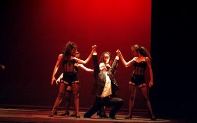 Representación del Teatro Albéniz, Madrid, 1998