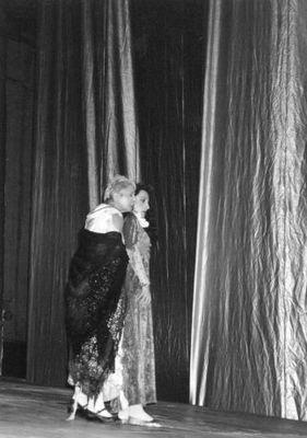 Representación del Teatro Fani Tardini, Galați, Rumania, de Lupu (1997)