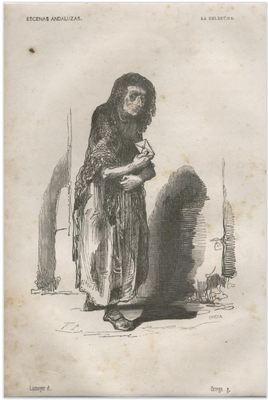 La Celestina de Lameyer y Berenguer, (1847)