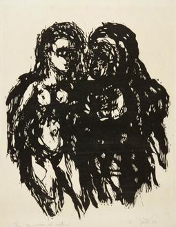 Mujer joven, mujer vieja, de Danto (1960)