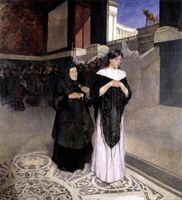 Belleza, dinero, mente, de Tóth (1894)