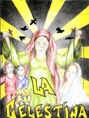 Comic de La Celestina de Alamavona (2016)