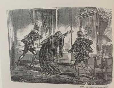 Ilustración de La Segunda Celestina, de Salazar y Torres (1994)